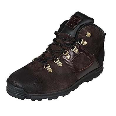 Timberland EK Mid Leather WP chaussures hiking 12,0 dark brown
