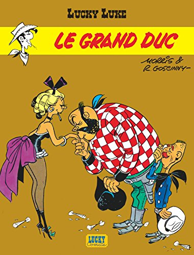 Lucky Luke, tome 9 : Le grand duc