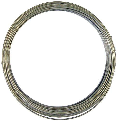 Bestapac 416331 Rouleau de fil de fer Galvanis 1,5mm x 100m