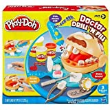 Awesome Play Doh Drill N Fill Dentist tools Playset - Electronic drill, tweezers, toothbrush Jouets, Jeux, Enfant, Peu
