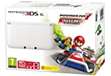 Cheapest Nintendo 3DS XL White  Mario Kart 7 (Limited Edition) on Nintendo 3DS