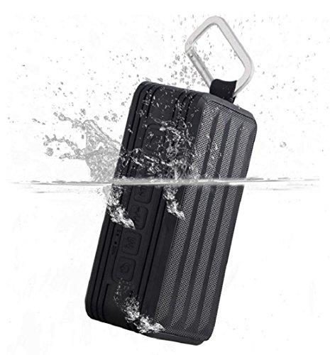 Tonsee Z18A Outdoor Sport Portable wasserdicht stoßfest drahtlose Bluetooth-Lautsprecher