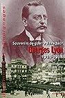Souvenirs de guerre du recteur Georges Lyon par Lyon