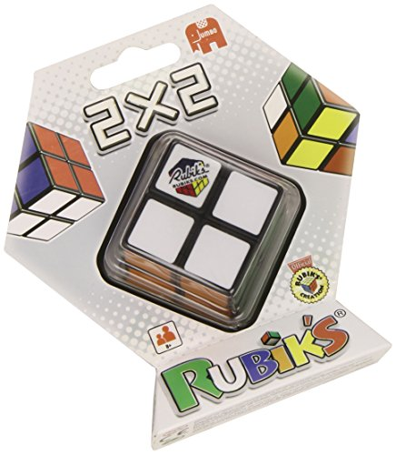 Jumbo Rubik's 2x2 - juguetes para el aprendizaje (Ampolla)