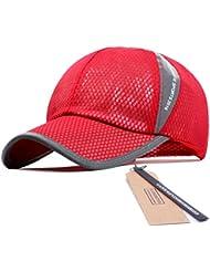 Light Weight Breathable Run Baseball Hat Outdoor Quick Dry Sport cap