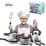 Per Juguetes de Cocinar Utensilios de Cocina Juegos de rol Juguetes de...