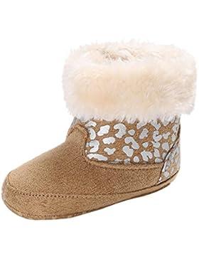 Fuibo Babyschuhe, Baby Boy Soft Booties Schneeschuhe Infant Kleinkind Neugeborenen Erwärmung Schuhe