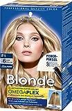 Schwarzkopf Blonde Aufheller F1 Balayage Haarentfärber, Stufe 3, 3er Pack (3 x 105 ml)