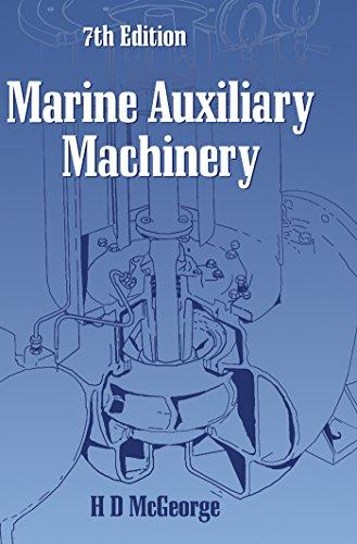 Marine Auxiliary Machinery (English Edition)