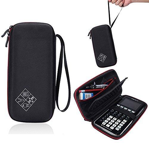 NICE Cool Borse di For Texas Instruments TI-84Plus CE Graphics Calculator, 83, 85, 89, 82, Plus/C calcolatrice Custodia protettiva Case Cover