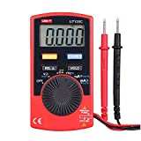 Uni-T UT120C Super Slim Pocket Handheld Digital Multimeter DC/AC Amp Tester
