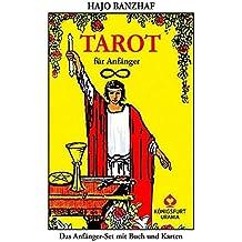 Tarot für Anfänger: Grundlagen, Legemuster, Deutungen. Set mit Buch und 78 Tarotkarten.