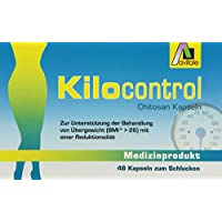 Avitale Kilocontrol Kapseln, 48 Stück, 1er Pack (1 x 30 g) preisvergleich bei billige-tabletten.eu