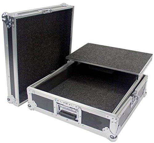 djm2000lt Fly Case für Pioneer djm-2000Video Club Mixer Controller mit Laptop Ablage ()