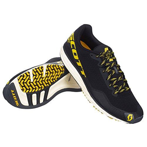 Scott running Zapatilla palani rc - Noir/jaune