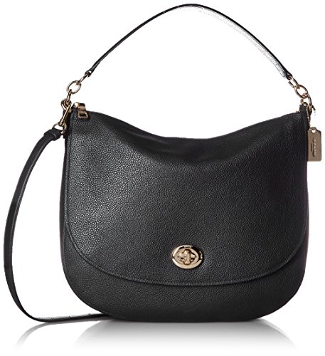 coach-turnlock-hobo-shoulder-bag-black-one-size