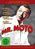 DVD * Mr. Moto Collection - Teil 1 (4 DVDs) [Import allemand]