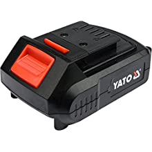 Yt YATO-82859-Batteria 18 V Li-ion-82855 yt