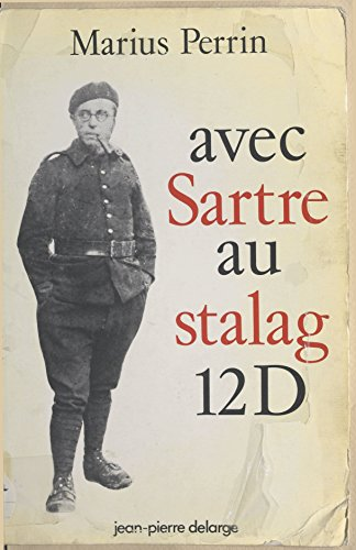 Livres gratuits Avec Sartre au Stalag 12 D pdf, epub
