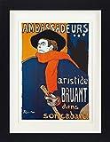 1art1 113594 Henri De Toulouse-Lautrec - Aristide Bruant