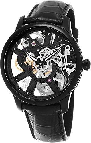 Maurice Lacroix capolavoro Squelette FC Barcelona uomo scheletro Dial Swiss orologio meccanico mp7228-pvb01–002–1