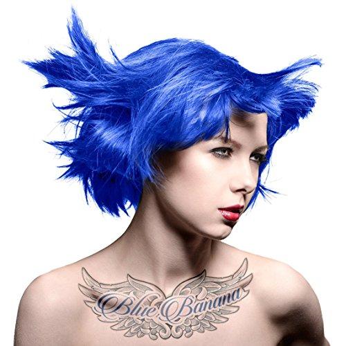 Manic Panic Amplified Semi-Permanent Bad Boy Blue Hair Dye by Manic Panic by Manic Panic