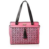 U.S. Polo Assn. Satchel Bag for Women- Pink