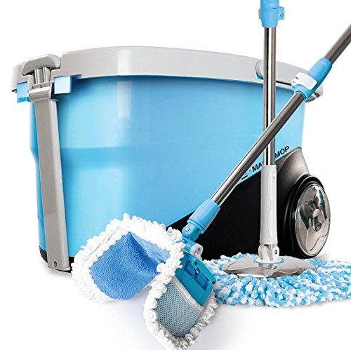 mop-de-microfibra-de-acero-inoxidable-mop-rotatorio-de-limpieza-blue-bucket-tamao-50-31-30-dual-driv