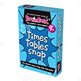 Times Tables Card Game Base on Snap - Educational & Fun by Brainbox