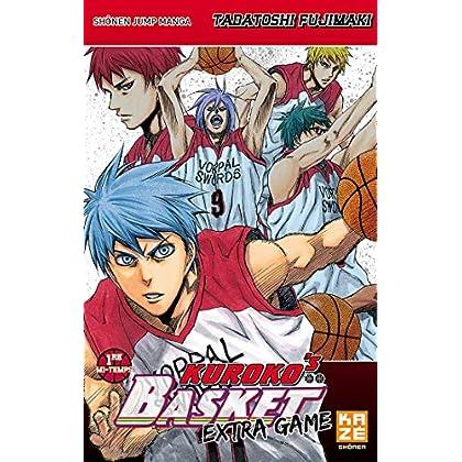 Kuroko's Basket Extra Game T01