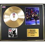 The Rolling Stones/marco Disco de Oro/Vinilo, fotos y libro/Edición limitada/certificado de Authenticite/Shine a light