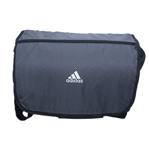 ADIDAS MASSENGER BAG(GREY)  available at amazon for Rs.865