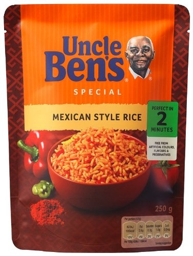 uncle-bens-express-mexican-rice250g