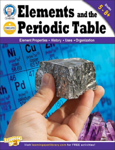 Elements and the Periodic Table, Grades 5 - 12