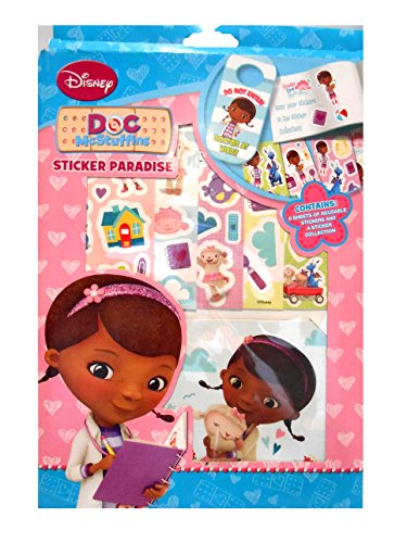 s Sticker Paradise childrens Activity set ()