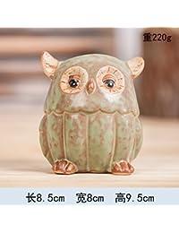 Powzz ornament Dibujos Animados De Muebles Lindos Búhos, Hogares Creativos, Salas De Estar,