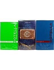Patagonian parfums français pour homme Botella Special Edition par Adelante, Fundamentals par Black Onix...