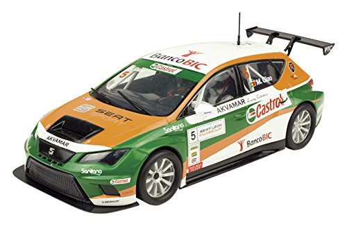 SCX–A10205X 300–Seat León Eurocup–Castrol