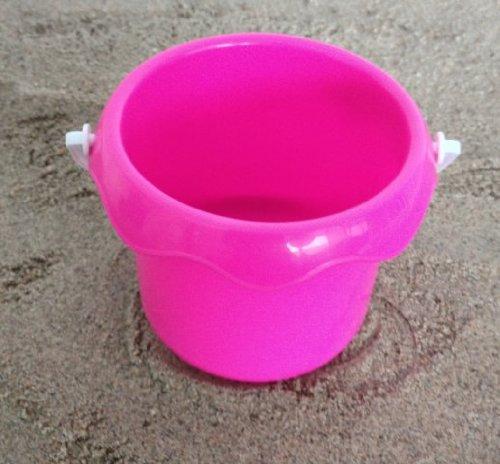 Preisvergleich Produktbild Sandspielzeug - Eimerchen - für Kinder (Rosa)
