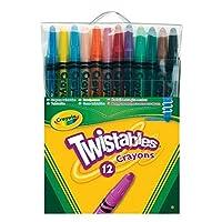 Crayola Twistable Crayons 12 per pack