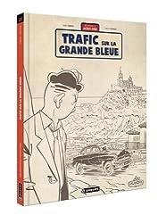 Une aventure de Jacques Gipar - Tome 5 : Trafic sur la grande bleue - Edition crayonnée