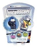 Nature Bound juguetes Smart teléfono campo ciencia microscopio con 30x aumentos y pilas incluidas Kit de Ciencia, Plata