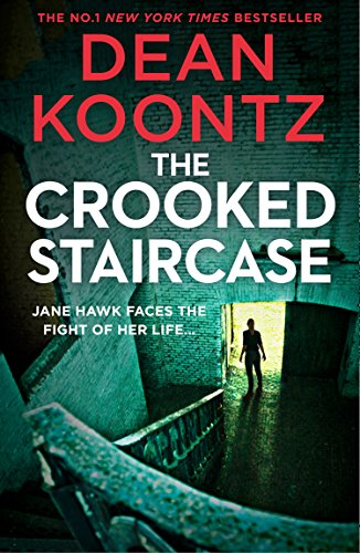 Book's Cover of The Crooked Staircase (Jane Hawk Thriller, Book 3)