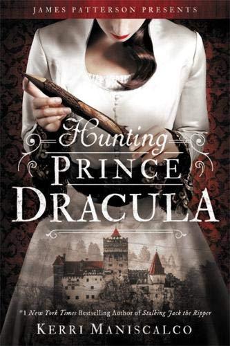 Hunting Prince Dracula (Stalking Jack the Ripper) por Kerri Maniscalco