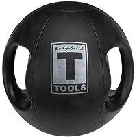 Preisvergleich für Body Solid Tools b. Tools 16-pounds Dual Grip Medizinball von B. Werkzeuge