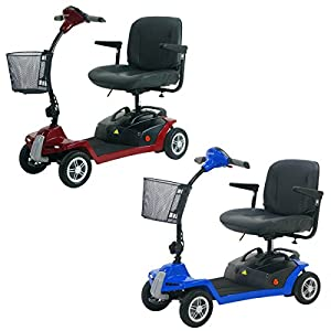 Shoprider Mikra Portable 4mph Mobility Scooter