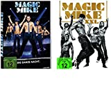 Magic Mike + Magic Mike XXL- DVDs- 2 Filme-SET