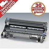 Brother DR3100–Tamburo, 25.000pagine, Laser, Grigio, 230x 360x 150mm, 870g)