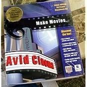 Avid Cinema for Windows Soft Pak 1.5