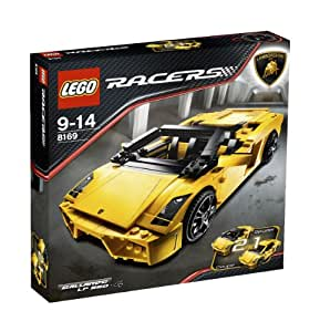 lego 8169 jeu de construction racers lamborghini. Black Bedroom Furniture Sets. Home Design Ideas